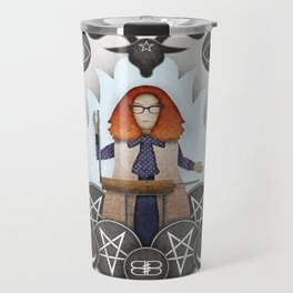 Silver Springs: An Homage to Myrtle Snow Travel Mug