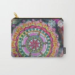 Mandala Meditation Painitng Carry-All Pouch