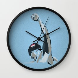 Joseph Schooling Wall Clock