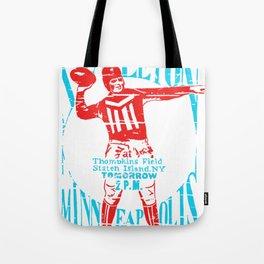Minneapolis vs Stapleton Tote Bag