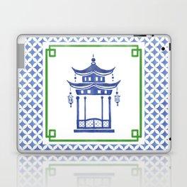 Chinoiserie - Le Pavillon 1 Laptop & iPad Skin