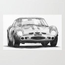 1963 250 GTO Rug