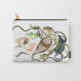 """'Kyra"""" Illustration Carry-All Pouch"""