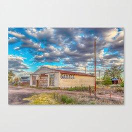 Everlasting Garage Glow Canvas Print