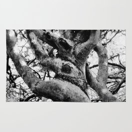 Twisted And Gnarled Rug