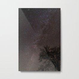 Clear Sky II Metal Print