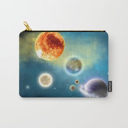 New Solar System Carry-All Pouch