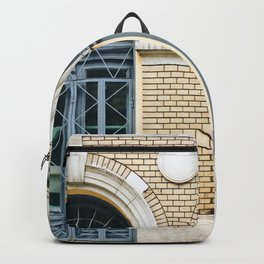 Blue Brothers Backpack