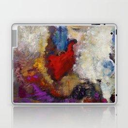"""Odilon Redon """"La roue de la fortune"""" Laptop & iPad Skin"""