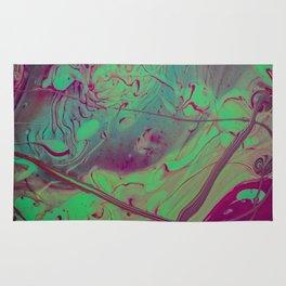 Acid Spill Rug