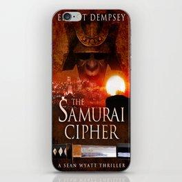 The Samurai Cipher iPhone Skin