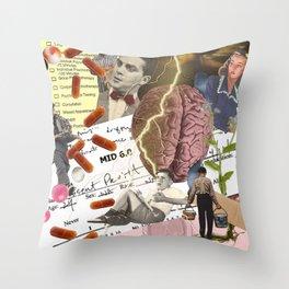296.33 300.15 [Diagnoses] Throw Pillow