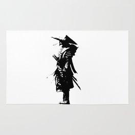 samurai jap Rug