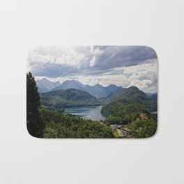 Hohenschwangau Bavaria Germany Bath Mat