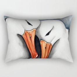 Albatross Rectangular Pillow