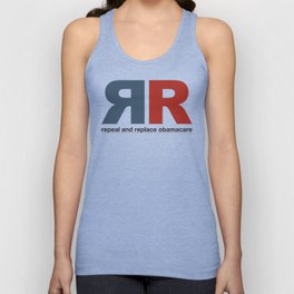 Repeal And Replace Obamacare Unisex Tank Top