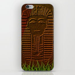 Ancient egyptian graffiti ... iPhone Skin