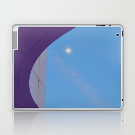 Lunar Curve Laptop & iPad Skin
