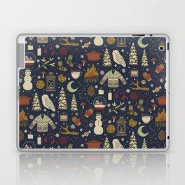 Winter Nights Laptop & iPad Skin