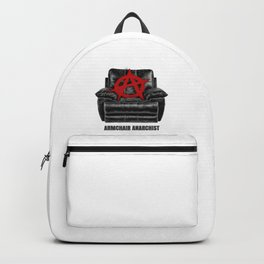armchair anarchist Backpack