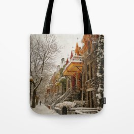 The Great Silence Tote Bag