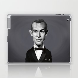 Sean Connery Laptop & iPad Skin