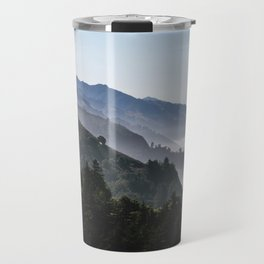 Blue Valley view Travel Mug