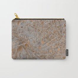 Beach Ice Texture Carry-All Pouch