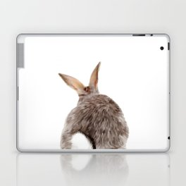 Bunny back side Laptop & iPad Skin