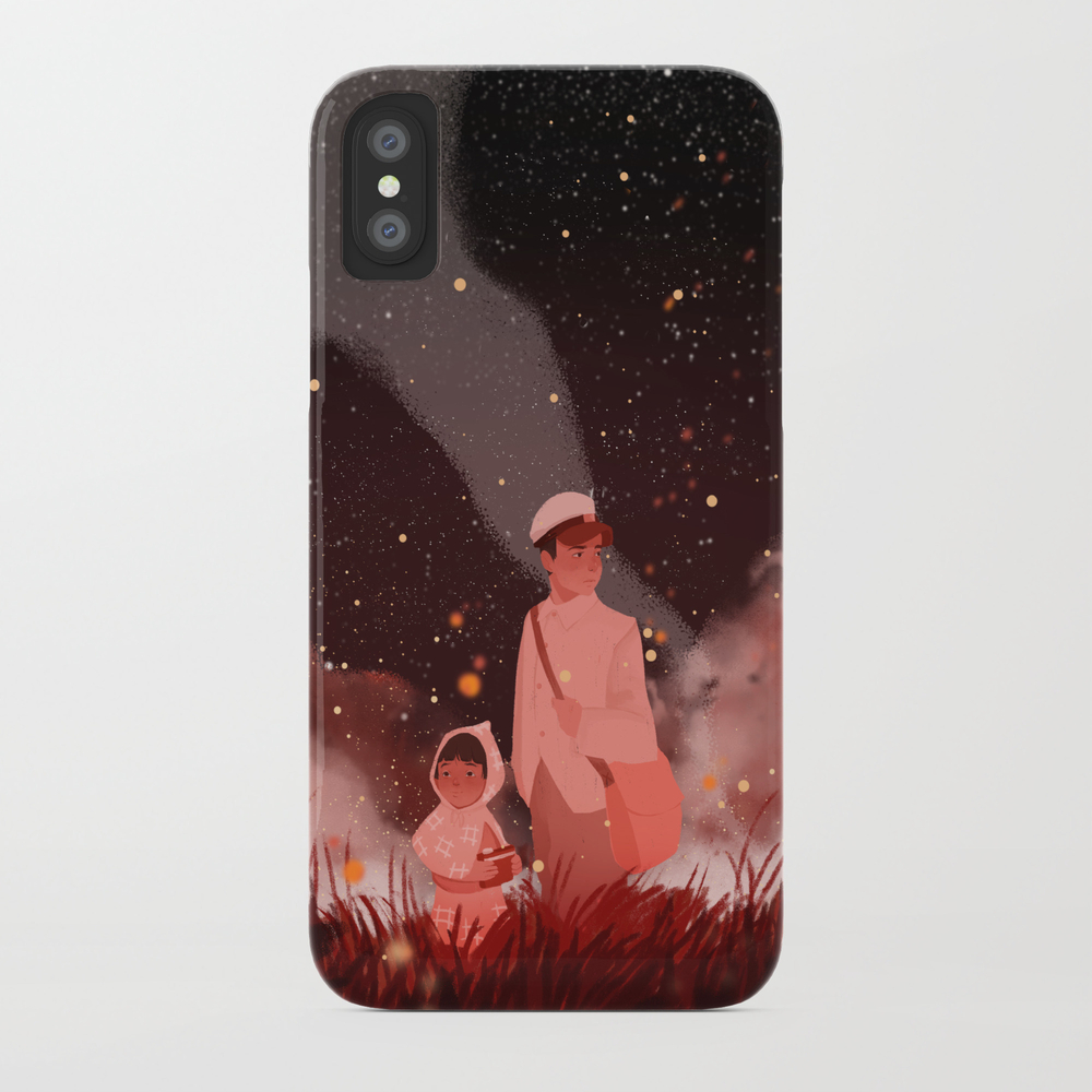 Grave Of The Fireflies Phone Case by Violettobacco PCS8960522