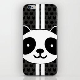 Racing Panda iPhone Skin