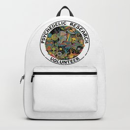 Psychedelic Research Volunteer Backpack