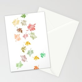 Welcome Fall Stationery Cards