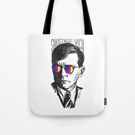 Shostabrovich Tote Bag