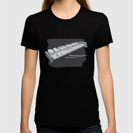 Xylophone Musical Instrument T-shirt