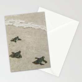 The Journey Begins by Teresa Thompson Stationery Cards