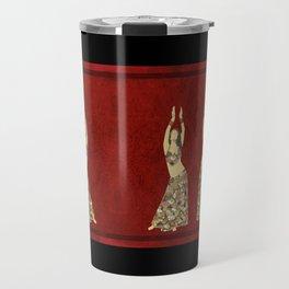 Belly dancer 3 Travel Mug