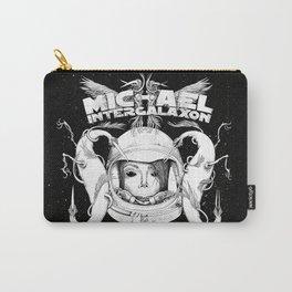 Michael Intergalaxon (Black & White) Carry-All Pouch
