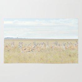 Gazelles Rug