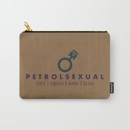 PETROLSEXUAL v4 HQvector Carry-All Pouch
