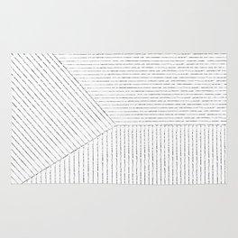 Lines Art Rug