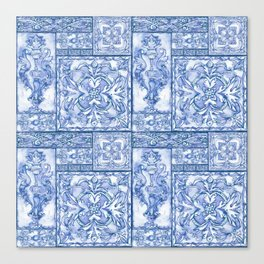 Terrific Tiles Canvas Print