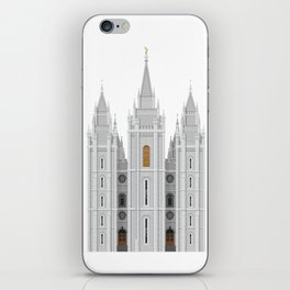 Salt Lake Temple iPhone Skin