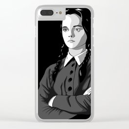 I'm not perky Clear iPhone Case