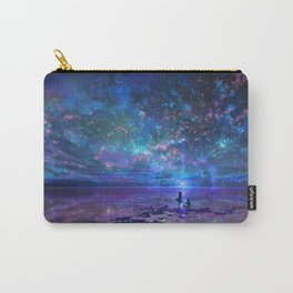 Ocean, Stars, Sky, and You Carry-All Pouch
