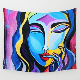 EMOTiONS Collection: Desire Wall Tapestry