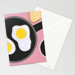 Mr. D'z Breakfast Stationery Cards