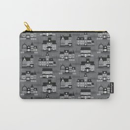 Haunted Houses Carry-All Pouch