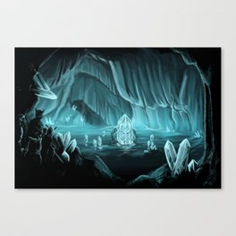 The Gemlord Canvas Print