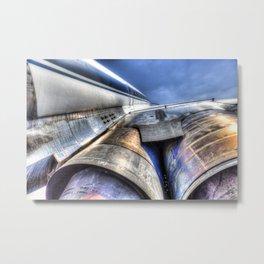 Tupolev TU-144 Metal Print